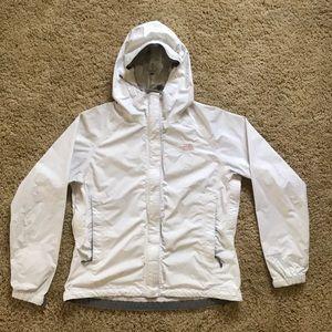 Women's North Face Rain Jacket, Size M